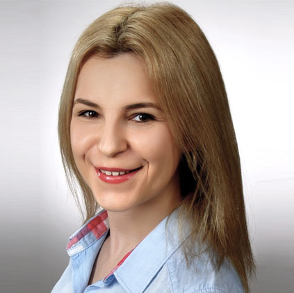 mgr Monika Domańska
