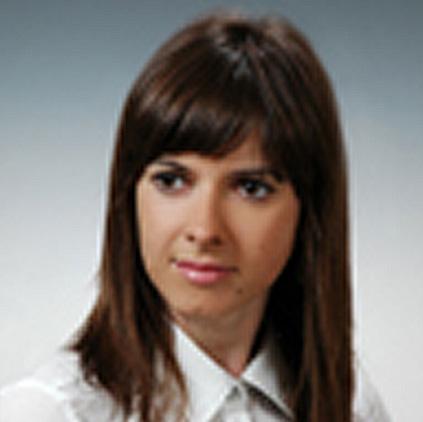 mgr inż. Ewelina Zaczkiewicz-Dudek
